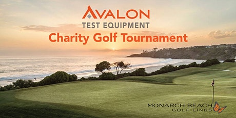 Avalon Test Equipment's Second Annual Charity Golf Tournament tickets
