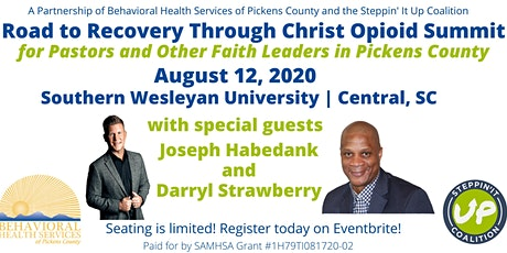 Road to Recovery Through Christ Summit tickets
