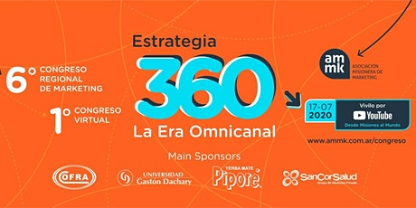 6º Congreso Regional de Marketing - Estrategia 360 La era Omnicanal entradas