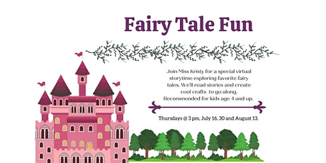Fairy Tale Fun tickets