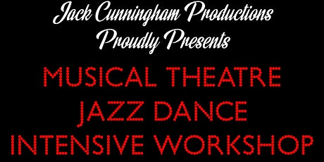 Musical Theatre Jazz Dance Intensive Workshop tickets