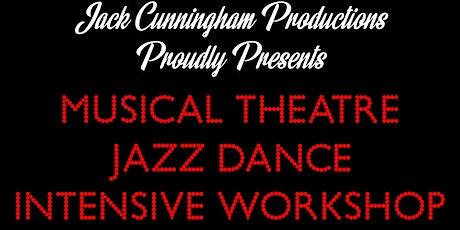 Musical Theatre Jazz Dance Intensive Workshop tickets