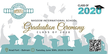 Naseem International School  Graduation Ceremony 2020 tickets