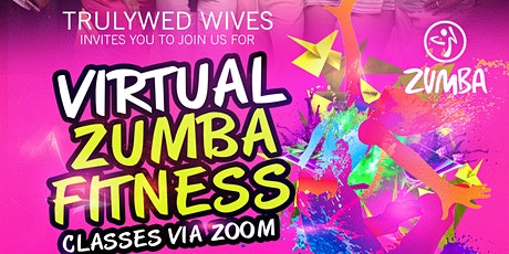 Virtual Wives Zumba Fitness Classes Tickets