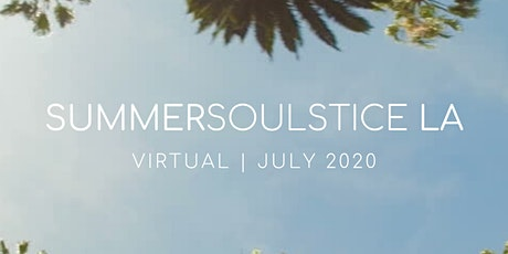 SummerSoulstice 2020: Restoration Through Movement tickets