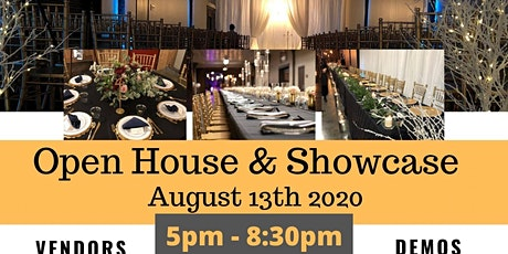 The Warehouse On Ivy Wedding Venue & Event Center Open House tickets