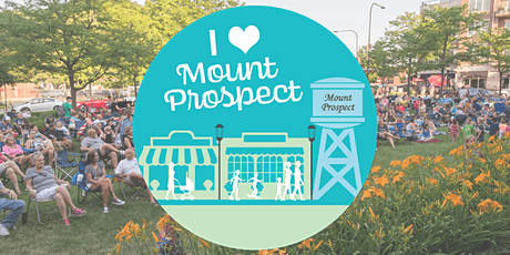 """I Love Mt. Prospect Lottery"" tickets"