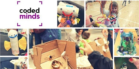 Summer Camp: STEAM Explorers: Grades 1-3: CALGARY tickets