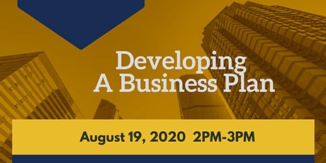 Developing a Business Plan tickets