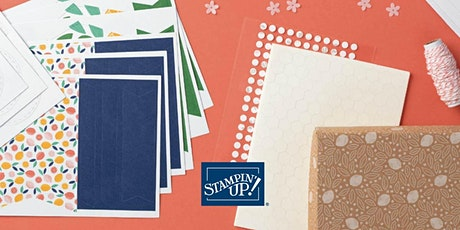 Simply Beautiful Cards Class tickets