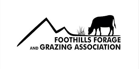 FFGA Annual General Meeting tickets