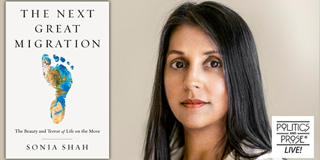 P&P Live! Sonia Shah | THE NEXT GREAT MIGRATION tickets