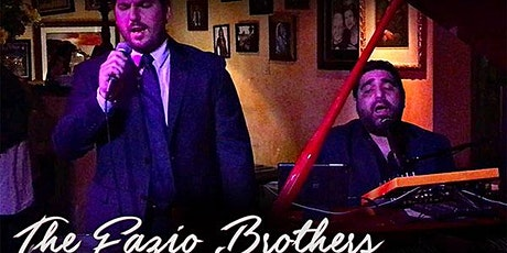 Weekend Live Music with The Fazio Brothers tickets