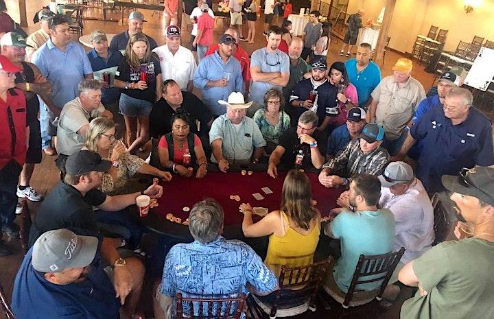 Texas Hold'Em World Series of Cuero  Fundraiser image