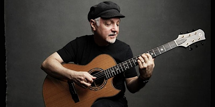 Phil Keaggy In Concert image