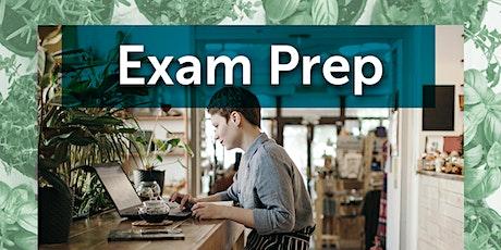 WELL AP Exam Preparation tickets
