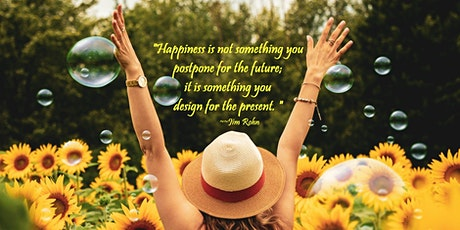 The Happy for No Reason Workshop, Virtual Gathering tickets