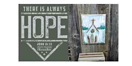 Hayden's Hope Benefit Class - Church Painting w/Jennie The Art Teacher tickets