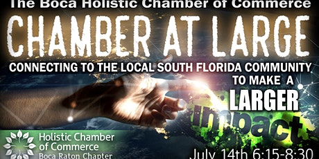 The Boca Holistic Chamber at Large! tickets