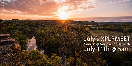 July's XPLRMEET- Sunrise At The Narrows Harpeth tickets