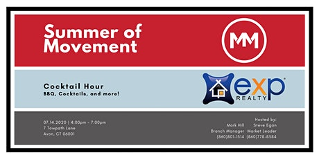 Summer of Movement Cocktail Hour tickets