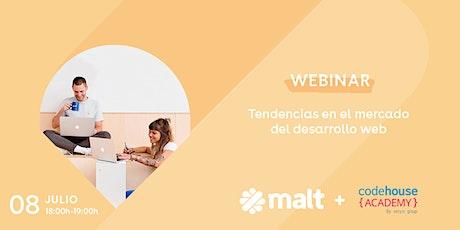 Malt y Code House : Tendencias en el mercado del desarrollo web entradas
