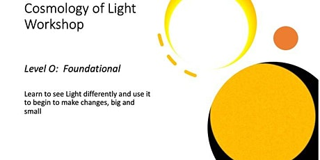 Cosmology of Light Workshop (Level 0:  Foundational) - Aug 14 2020 biglietti