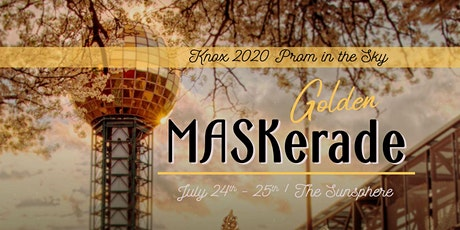 Knox 2020 Prom in the Sky- A Golden MASKerade tickets