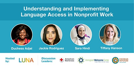Understanding and Implementing Language Access in Nonprofit Work tickets