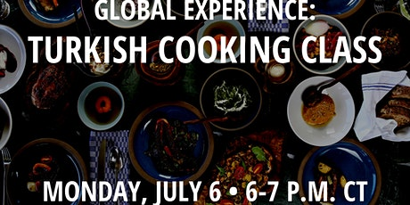 Global Experience: Turkish Cooking Class tickets