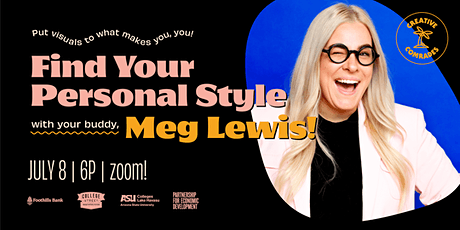 Find Your Personal Style with Meg Lewis tickets