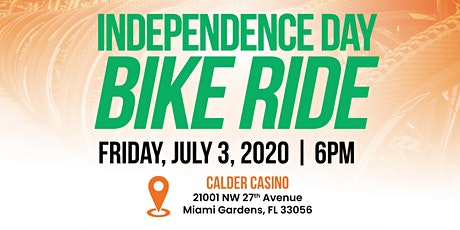 City of Miami Gardens Independence Day Bike Ride tickets