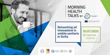 Morning health talks biglietti