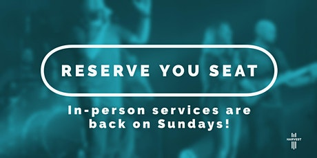 Harvest Community Church Sunday RSVP tickets