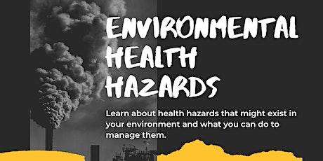 Environmental Health Hazards Workshop tickets