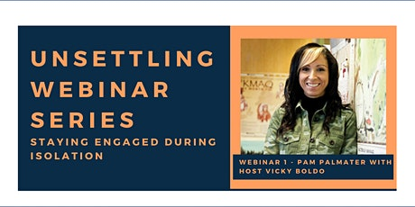 Unsettling webinar 1: with Dr. Pam Palmater tickets