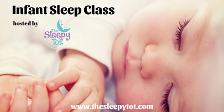 PRIVATE Online Infant Sleep Class for The Empowered Birth Group tickets