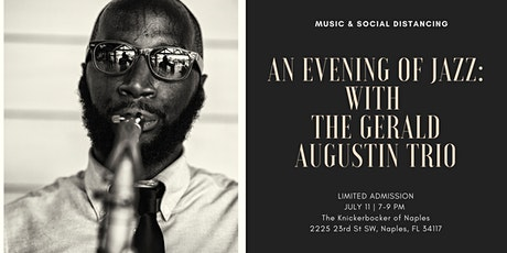 Gerald Augustin Trio LIVE at the Knickerbocker tickets