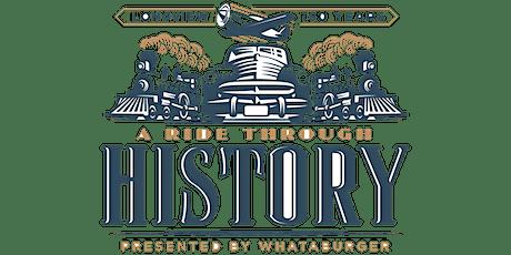 Copy of A Ride Through History Sesquicentennial Transportation Show tickets