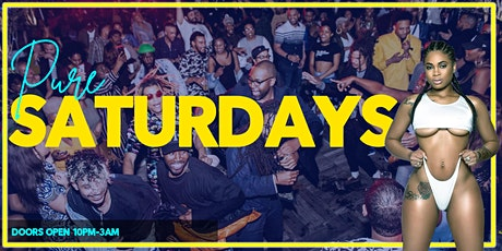 Pure Saturdays @ Pure Lounge tickets