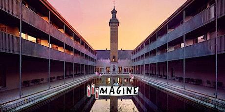 IIIMAGINE Hotel x live electronic music tickets