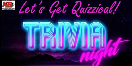 Let's Get Quizzical! tickets