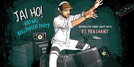 Jai Ho! Virtual Party Tickets