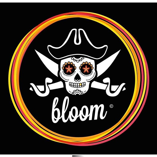 Bloom Beach Bar logo