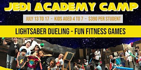 Jedi Academy Summer Camp - Swordplay LA Fencing School tickets