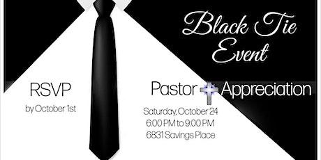 Pastor Appreciation a Black Tie Affair tickets