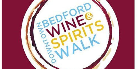 Wine & Spirits Walk tickets