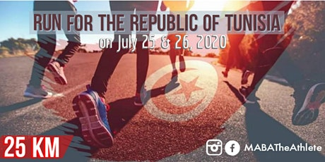 Run for the Republic of Tunisia billets