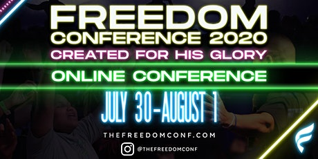 Freedom Conference 2020 (Virtual) tickets