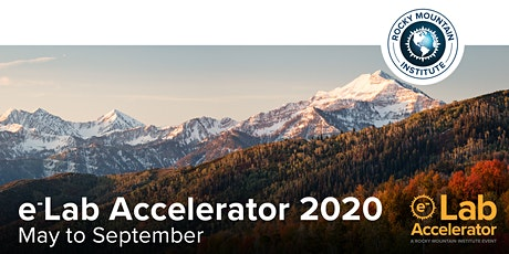 eLab Accelerator 2020 Mini-Conference #1 tickets